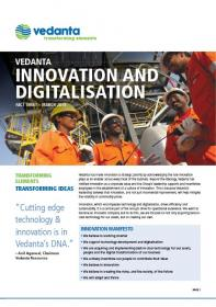 Innovation and digitalisation